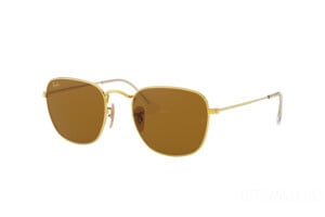 Occhiali da Sole Ray-Ban Frank Legend Gold RB 3857 (919633)