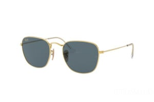 Occhiali da Sole Ray-Ban Frank Legend Gold RB 3857 (9196R5)