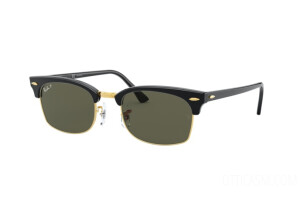 Sunglasses Ray-Ban Clubmaster square RB 3916 (130358)
