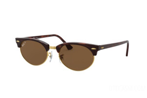 Sunglasses Ray-Ban Clubmaster oval RB 3946 (130457)