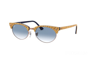 Sunglasses Ray-Ban Clubmaster oval RB 3946 (13063F)