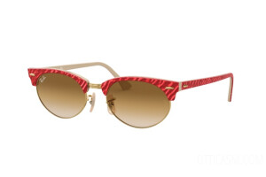 Sunglasses Ray-Ban Clubmaster oval RB 3946 (130851)