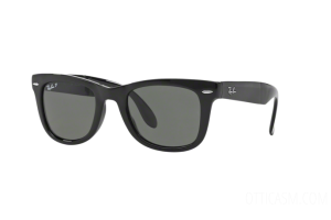 Occhiale da Sole Ray Ban Folding Wayfarer RB 4105 (601/58)