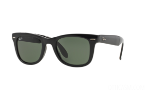 Occhiale da Sole Ray Ban Folding Wayfarer RB 4105 (601)