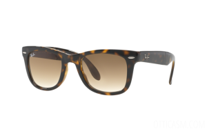 Occhiale da Sole Ray Ban Folding Wayfarer RB 4105 (710/51)