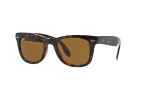 Occhiale da Sole Ray Ban Folding Wayfarer RB 4105 (710)
