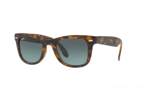 Occhiali da Sole Ray Ban Folding wayfarer RB 4105 (894/3M)