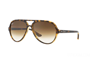 Occhiale da Sole Ray Ban Cats 5000 Classic RB 4125 (710/51)