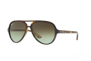 Occhiale da Sole Ray Ban Cats 5000 Classic RB 4125 (710/A6)