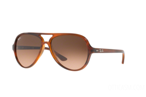 Occhiale da Sole Ray Ban Cats 5000 Classic RB 4125 (820/A5)