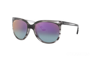 Occhiali da Sole Ray Ban Cats 1000 RB 4126 (6430T6)