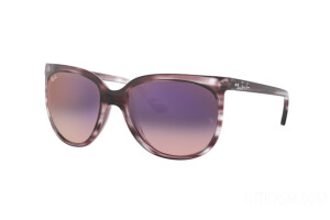 Occhiali da Sole Ray Ban Cats 1000 RB 4126 (64313B)
