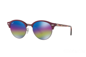 Occhiali da Sole Ray Ban Clubround RB 4246 (1222C2)