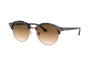 Occhiali da Sole Ray Ban Clubround RB 4246 (125651)