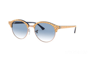 Occhiali da Sole Ray-Ban Clubround RB 4246 (13063F)