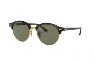 Occhiale da Sole Ray Ban Clubround Classic RB 4246 (901/58)