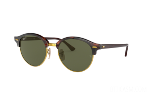 Occhiale da Sole Ray Ban Clubround RB 4246 (990)