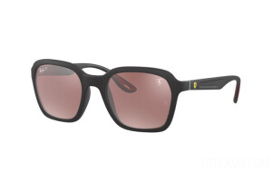 Occhiali da Sole Ray-Ban Scuderia Ferrari Collection RB 4343M (F602H2)