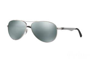 Occhiale da Sole Ray Ban Carbon Fibre RB 8313 (003/40)