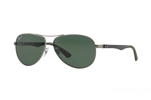 Occhiale da Sole Ray Ban Carbon Fibre RB 8313 (004/N5)