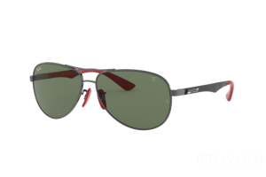 Occhiali da Sole Ray Ban Scuderia Ferrari Collection RB 8313M (F00171)