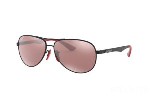 Occhiali da Sole Ray Ban Scuderia Ferrari Collection RB 8313M (F002H2)