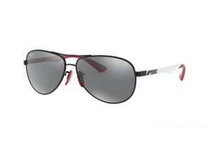 Occhiali da Sole Ray Ban Scuderia Ferrari Collection RB 8313M (F0096G)