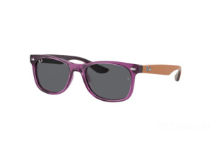Sunglasses Ray-Ban Junior new wayfarer RJ 9052S (706987)