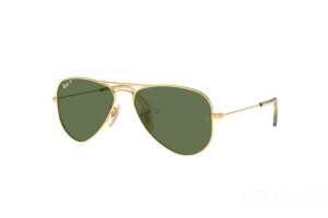 Sunglasses Ray-Ban Junior aviator RJ 9506S (223/2P)