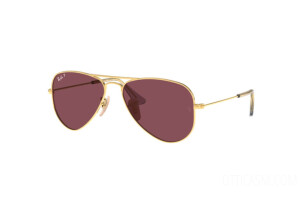 Sunglasses Ray-Ban Junior aviator RJ 9506S (223/5Q)