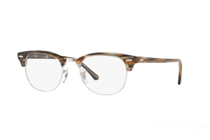 Occhiale da Vista Ray Ban Clubmaster Optics RX 5154 (5749) - RB 5154 5749