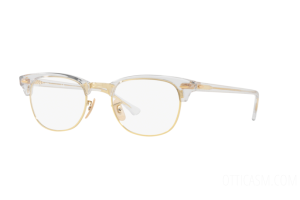Occhiale da Vista Ray Ban Clubmaster Optics RX 5154 (5762) - RB 5154 5762