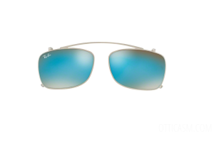 Clip-On Ray Ban RX 5228C (2501B7)