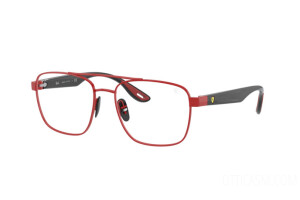 Occhiali da Vista Ray-Ban Scuderia Ferrari Collection RX 6467M (F047)