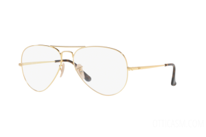 Occhiale da Vista Ray Ban Aviator Optics RX 6489 (2500) - RB 6489 2500