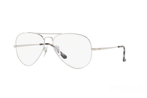 Occhiale da Vista Ray Ban Aviator Optics RX 6489 (2501) - RB 6489 2501