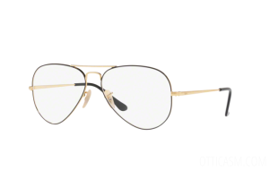 Occhiale da Vista Ray Ban Aviator Optics RX 6489 (2946) - RB 6489 2946