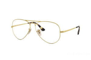 Eyeglasses Ray Ban Aviator RX 6489 (3033) - RB 6489 3033