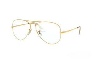 Eyeglasses Ray-Ban Aviator RX 6489 (3086) - RB 6489 3086