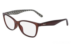 Brille Salvatore Ferragamo SF2866 (210)