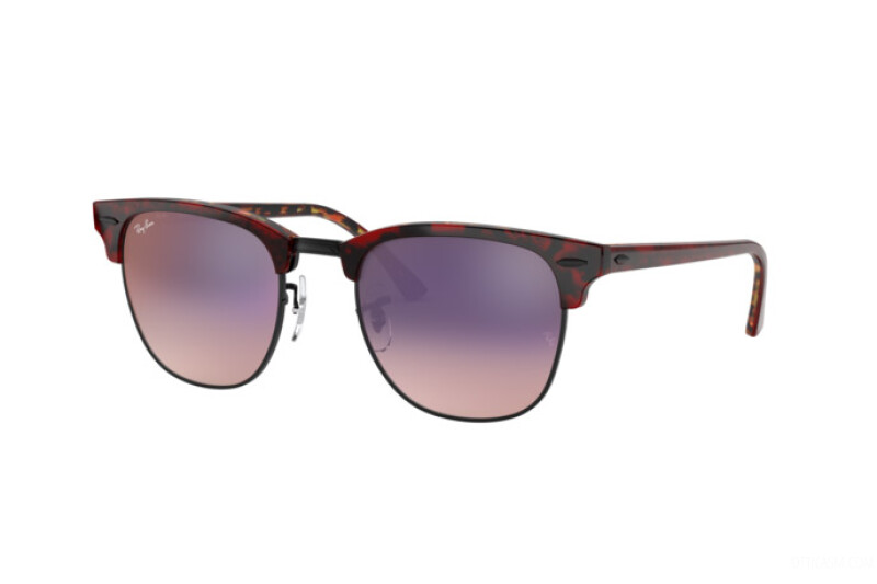 Sunglasses Unisex Ray-Ban Clubmaster RB 3016 12753B