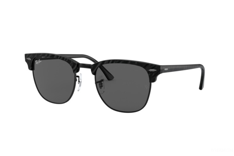 Sunglasses Unisex Ray-Ban Clubmaster Marble RB 3016 1305B1