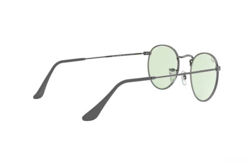 Sunglasses Unisex Ray-Ban Round metal RB 3447 004/T1