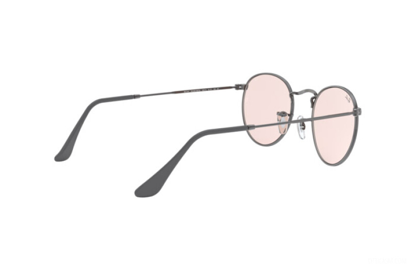 Sunglasses Unisex Ray-Ban Round metal RB 3447 004/T5