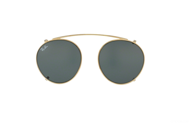 Clip-on Unisex Ray-Ban  RX 2447C 250071