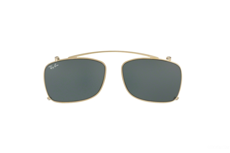 Clip-on Unisex Ray-Ban  RX 5228C 250071