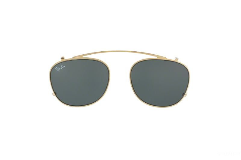 Clip-on Unisex Ray-Ban  RX 6317C 250071