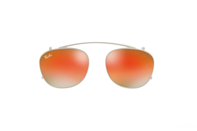 Clip-on Unisexe Ray-Ban  RX 6317C 2501B6