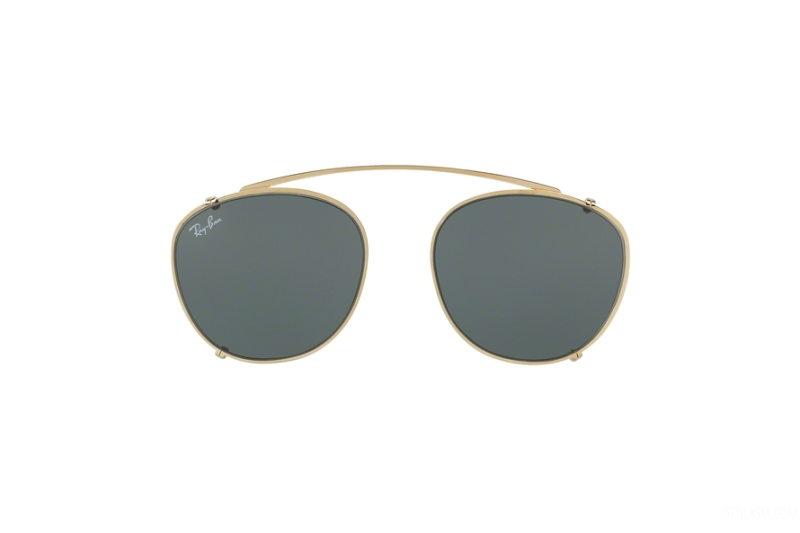 Clip-on Unisex Ray-Ban  RX 6355C 250071