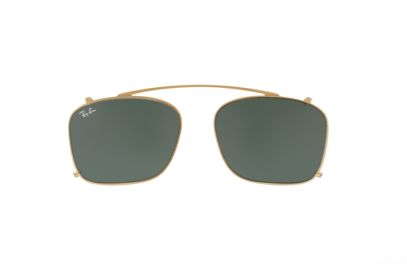 Clip-on Unisex Ray-Ban  RX 7131C 250071